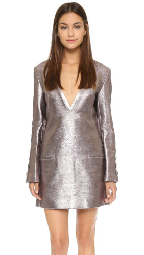 Misha-Nonoo-Valerie-Metallic-Dress-598