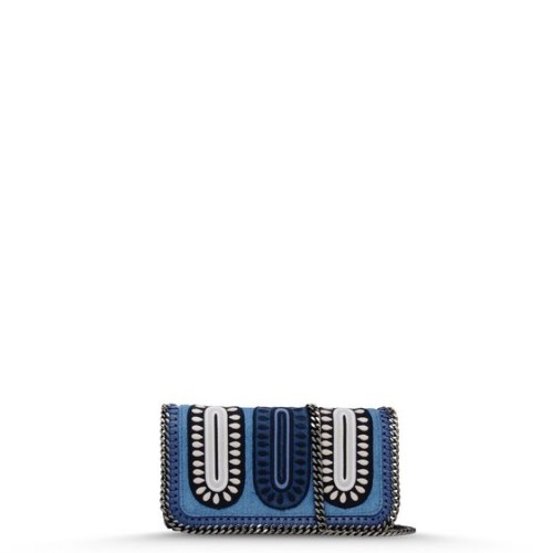 stella mccartney falabella zigarette cross body bag