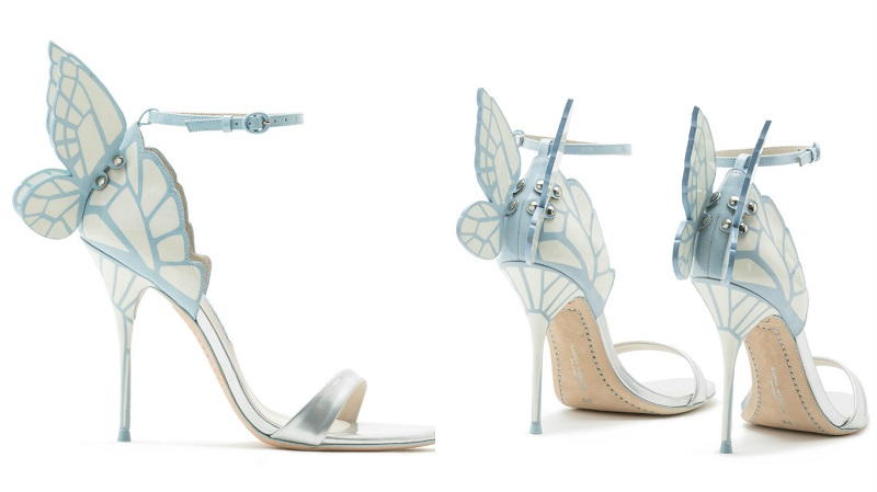 Sophia Webster Chairaerfly Shoes