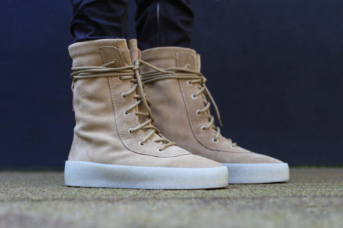 yeezy season 2 boot