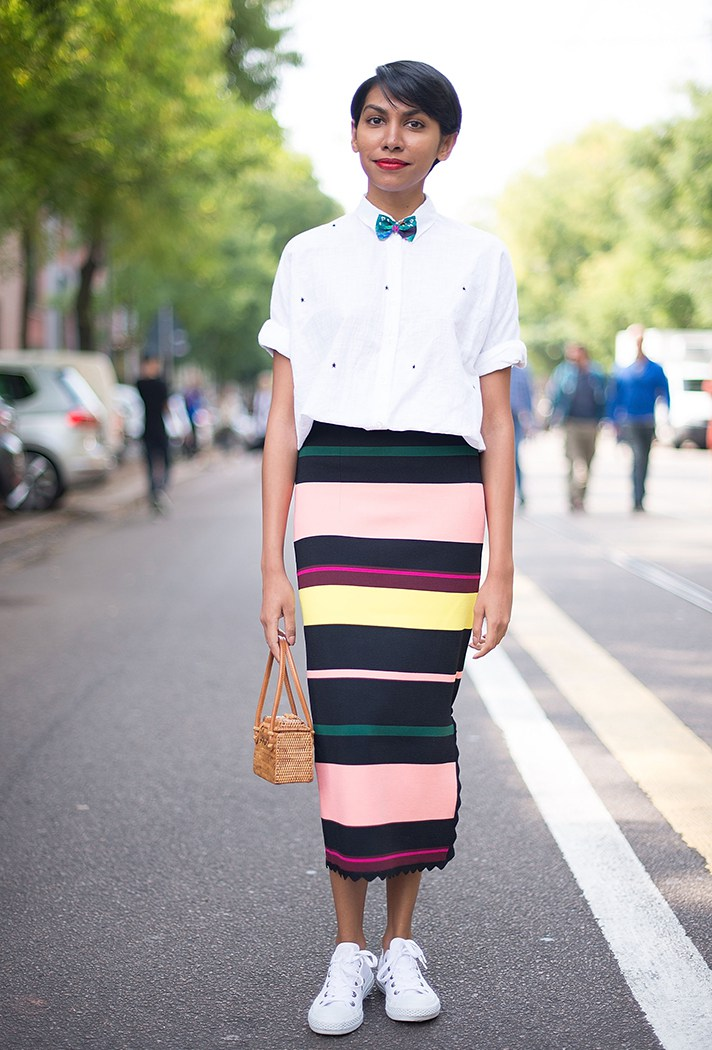 Milan Fashion Week Street Style Spring 2017 062 Top6trends Style Fashion Culture Food